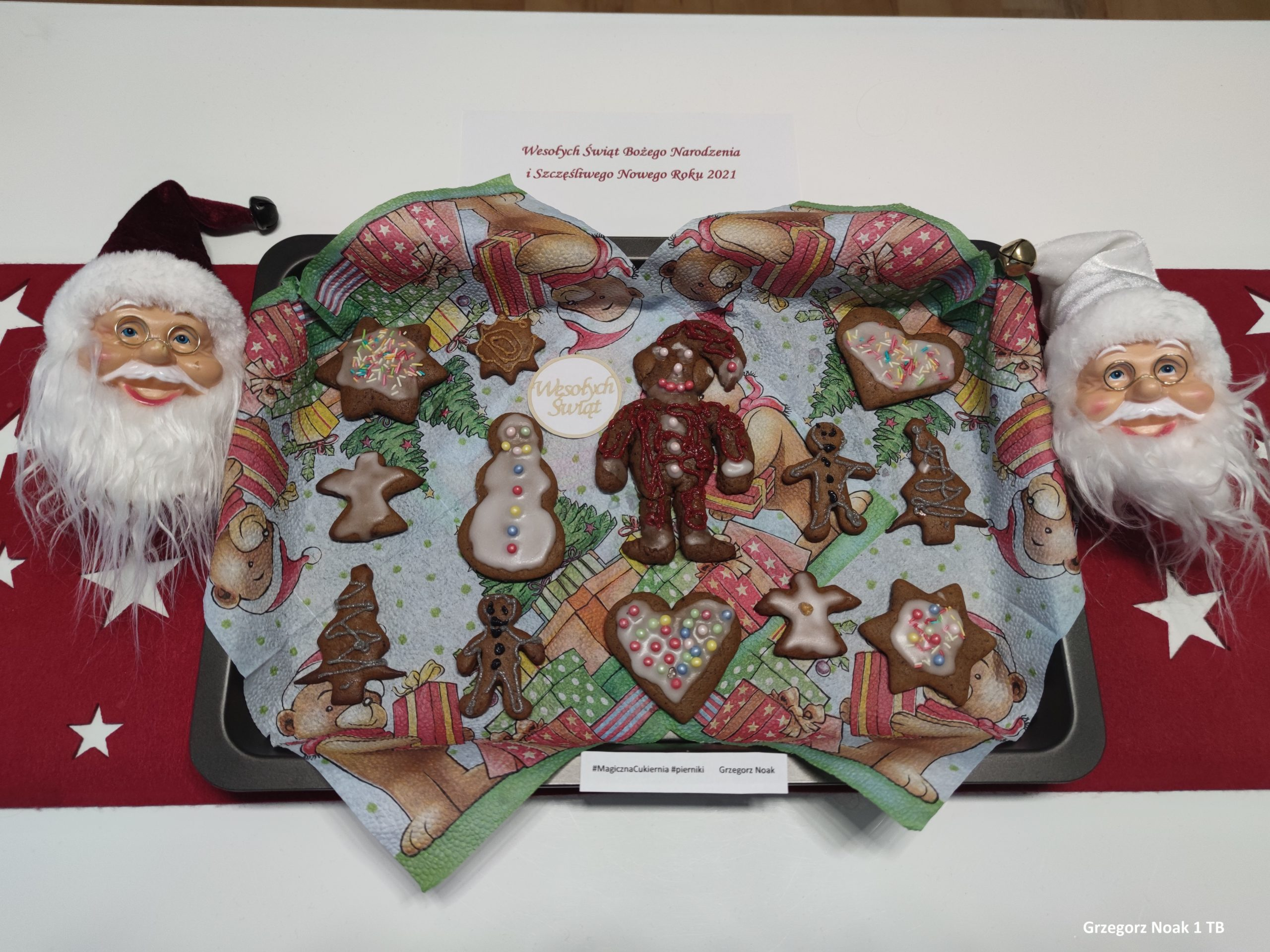 Konkurs Świąteczny nr2 Grzegorz Noak